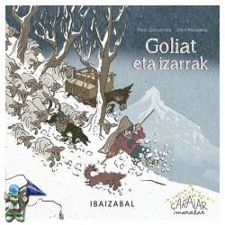 GOLIAT ETA IZARRAK , GARALAR MARALAR BILDUMA 1