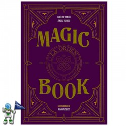 MAGIC BOOK , LA ORDEN , LIBRO INTERACTIVO