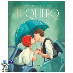 TE QUIERO | ÁLBUM ILUSTRADO