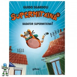SUPERMITXINA 01 , BADATOR SUPERMITXINA , SUPERGATA EN EUSKERA
