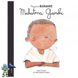 MAHATMA GANDHI , PEQUEÑO & GRANDE 23