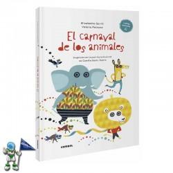 EL CARNAVAL DE LOS ANIMALES , + PISTAS MUSICALES