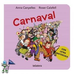 CARNAVAL | LETRA LARRIA