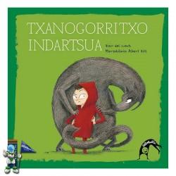 TXANOGORRITXO INDARTSUA , TXILINBUELTA 3