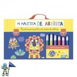 MI MALETITA DE ARTISTA |...