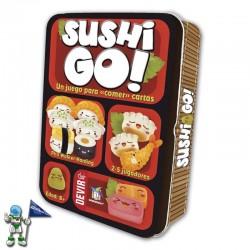 SUSHI GO , JUEGO DE CARTAS