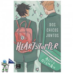 HEARTSTOPPER 1 , DOS CHICOS JUNTOS