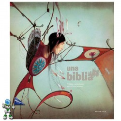 UNA BIBLIA, ÁLBUM ILUSTRADO, RÉBECCA DAUTREMER