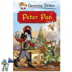 Peter Pan | Geronimo Stilton