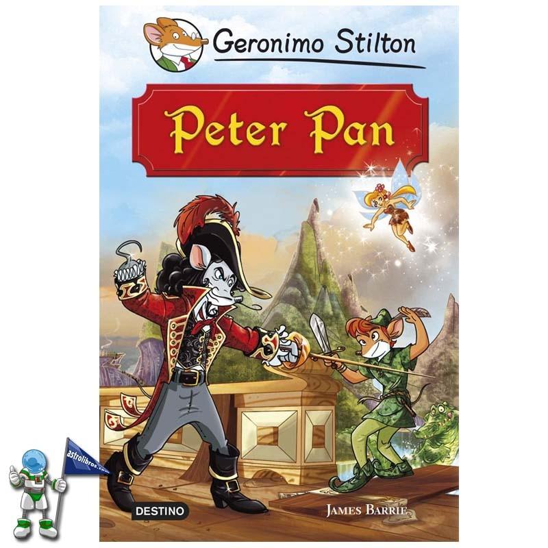 Peter Pan | Geronimo Stilton