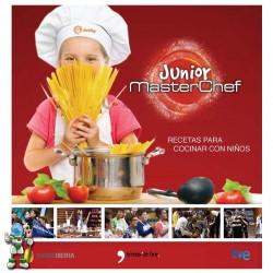 Libros de recetas masterchef junior