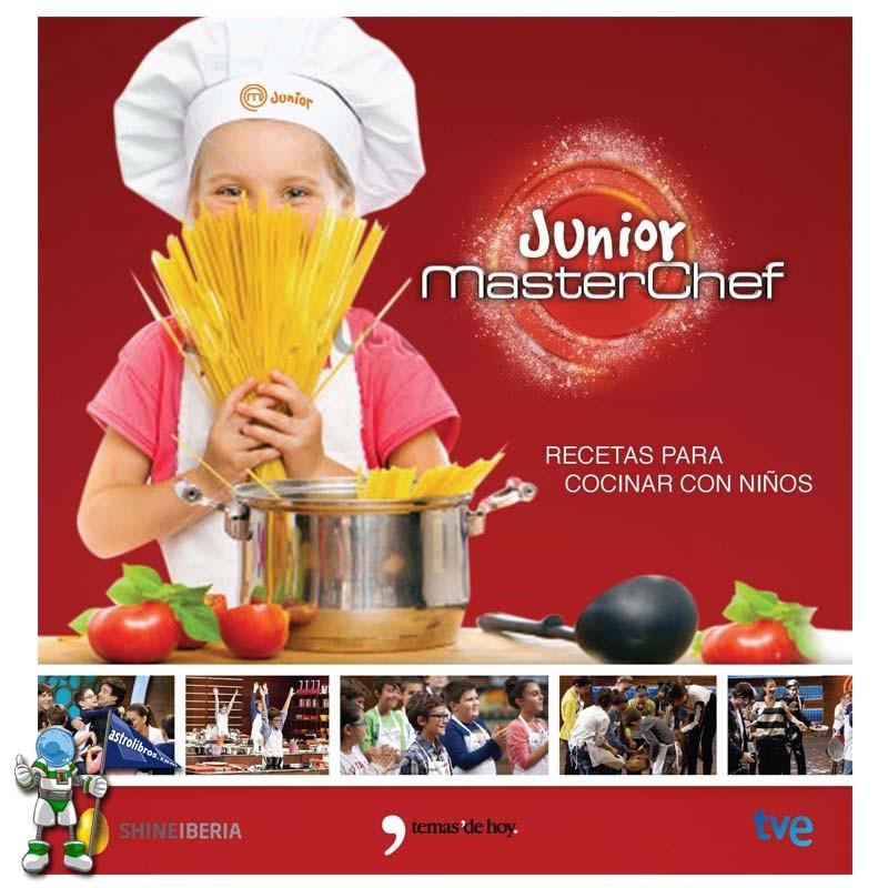 Masterchef Junior | Recetas para cocinar con niños