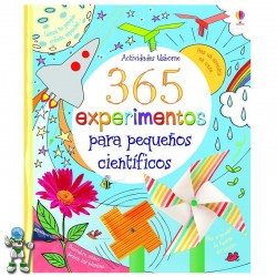 365 EXPERIMENTOS PARA PEQUEÑOS CIENTÍFICOS