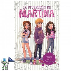 MISTERIO EN EL INTERNADO , LA DIVERSIÓN DE MARTINA 5