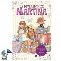 FIN DE CURSO EN EL PARAÍSO , LA DIVERSIÓN DE MARTINA 4