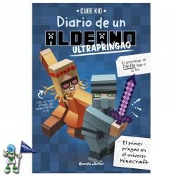 DIARIO DE UN ALDEANO ULTRAPRINGAO 4 , MINECRAFT