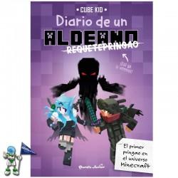 DIARIO DE UN ALDEANO REQUETEPRINGAO 6 , MINECRAFT