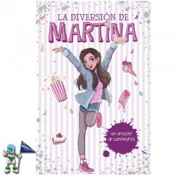 UN DESASTRE DE CUMPLEAÑOS , LA DIVERSIÓN DE MARTINA 1