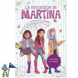 ¡AVENTURAS EN LONDRES! , LA DIVERSIÓN DE MARTINA 2