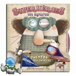 SUPERHERÓES EN APUROS, 10...
