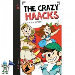 THE CRAZY HAACKS Y EL RELOJ SIN TIEMPO , THE CRAZY HAACKS 3