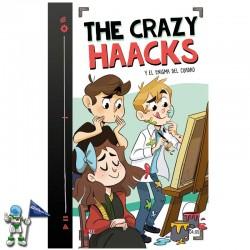 THE CRAZY HAACKS Y EL ENIGMA DEL CUADRO , THE CRAZY HAACKS 4