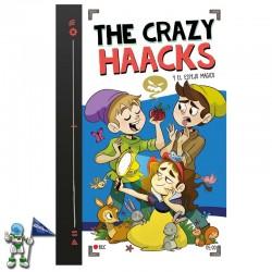 THE CRAZY HAACKS Y EL ESPEJO MÁGICO , SERIE THE CRAZY HAACKS 5