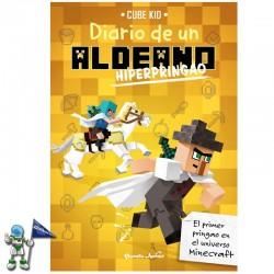 DIARIO DE UN ALDEANO HIPERPRINGAO 5 , MINECRAFT