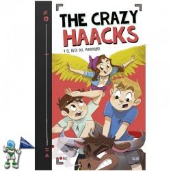 THE CRAZY HAACKS 6 , THE CRAZY HAACKS Y EL RETO DEL MINOTAURO