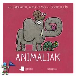 ANIMALIAK | ILARGIAN...