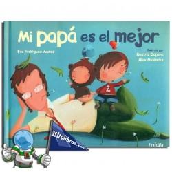 MI PAPÁ ES EL MEJOR | LIBRO...