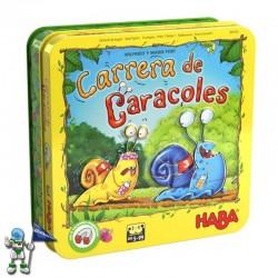 CARRERA DE CARACOLES |...