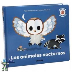 LOS ANIMALES NOCTURNOS ,...