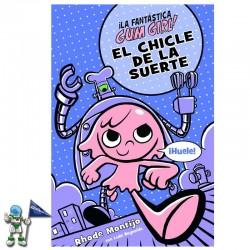 GUM GIRL 02 , EL CHICLE DE LA SUERTE