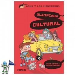 OLIMPIADA CULTURAL , AGUS Y LOS MONSTRUOS 13