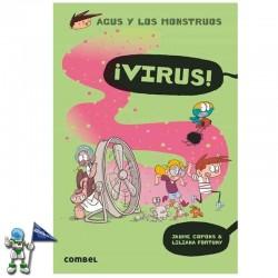 ¡VIRUS! , AGUS Y LOS MONSTRUOS 14