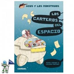LOS CARTEROS DEL ESPACIO , AGUS Y LOS MONSTRUOS 15
