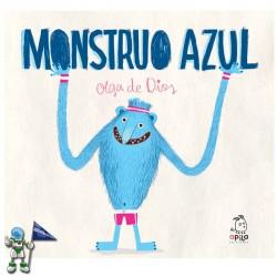 MONSTRUO AZUL | OLGA DE DIOS