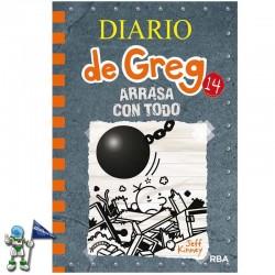 DIARIO DE GREG 14 , ARRASA...