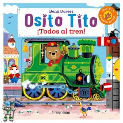 OSITO TITO | ¡TODOS AL TREN!