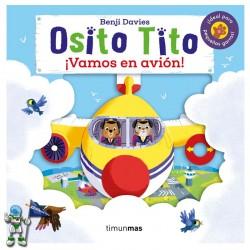 OSITO TITO | ¡VAMOS EN AVIÓN!