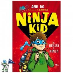 NINJA KID 1 , DE TIRILLAS A NINJA