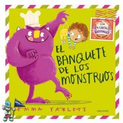 EL BANQUETE DE LOS MONSTRUOS