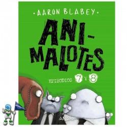 ANIMALOTES 7 Y 8 | DESMADRE...