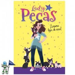 ¡LOCURAS LEJOS DE CASA! , LADY PECAS 1
