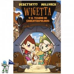 WIGETTA Y EL TESORO DE CHOCATUSPALMAS