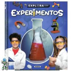 EXPLORA CON EXPERIMENTOS