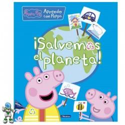¡SALVEMOS EL PLANETA! , PEPPA PIG