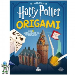 HARRY POTTER ORIGAMI , ¡CON...