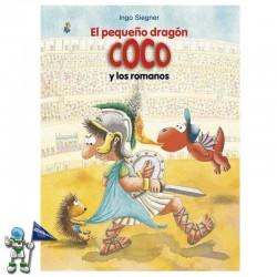EL PEQUEÑO DRAGÓN COCO Y LOS ROMANOS , EL PEQUEÑO DRAGÓN COCO 26